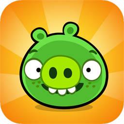 Bad Piggies またまたハマりそうな予感 あのangry Birdsの天敵 緑のブタさんが主役のゲームです Isuta イスタ おしゃれ かわいい しあわせ