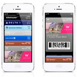 Ios 6 新機能 Passbook プッシュ通知に対応 チケットやクーポンを一括管理 Isuta イスタ おしゃれ かわいい しあわせ