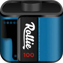 必要な写真をひとまとめにして Dropboxへアップロード フィルムのようなデザインが素敵な写真整理アプリ Rollie By Fabulously Retro Isuta イスタ おしゃれ かわいい しあわせ