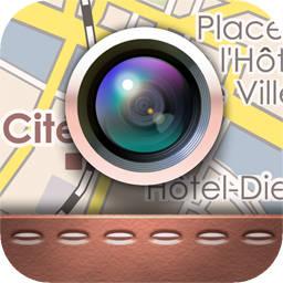 チズカメラ 写真と地図の便利さにかわいさをプラスして楽しむ新しい写真投稿アプリです Isuta イスタ おしゃれ かわいい しあわせ