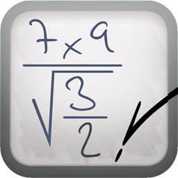 Myscript Calculator 手書きの数式を読み取って計算してくれる 新しい電卓アプリ より感覚的に計算できるようになります Isuta イスタ おしゃれ かわいい しあわせ