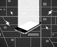 iPhoneのバッテリーがなくなる寸前に、現在の位置情報を教えてくれるアプリ「FINAL SHOUT」 - isuta[イスタ] - おしゃれ、かわいい、しあわせ