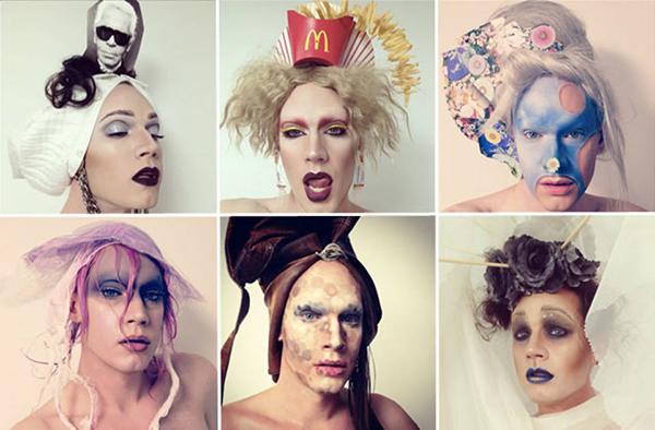 MAC専属メイクアップアーティストの自撮り写真がクオリティ高すぎ! , isuta[イスタ] , おしゃれ、かわいい、しあわせ ,