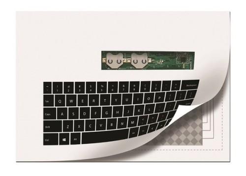 持ち運びラクラク!2枚の紙でできたキーボードの発売が待ち遠しい♪ - isuta[イスタ] - おしゃれ、かわいい、しあわせ