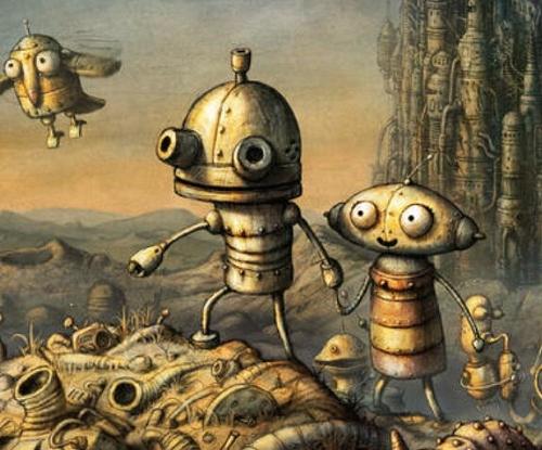 ロボットにもハートはある~どこか懐かしくて暖かい、名作中の名作アドベンチャー『Machinarium』 - isuta[イスタ] - おしゃれ、かわいい、しあわせ