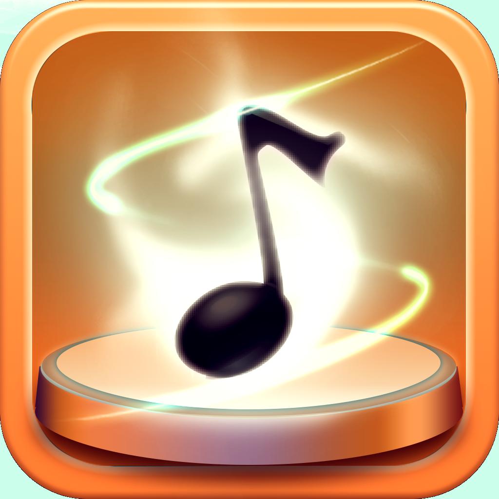 music fm 赤い 音符 ダウンロード