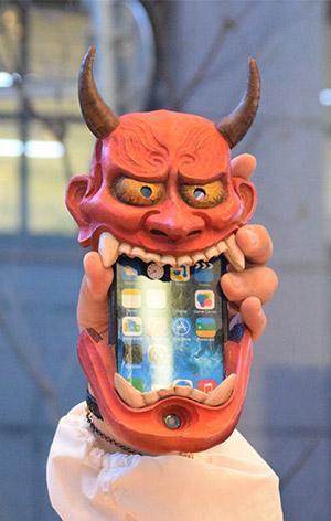 鬼Phone