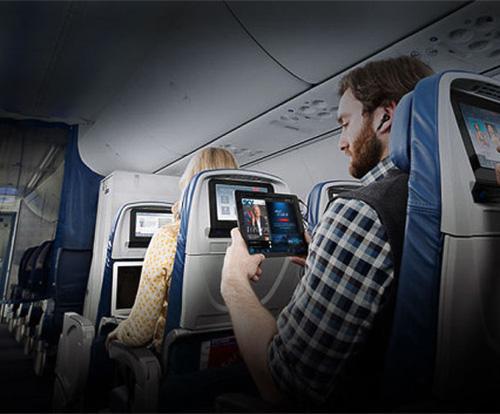 デルタ航空、機内Wi-Fiで映画やTVを無料配信!Retina端末で映像を楽しめるように - isuta[イスタ] - おしゃれ、かわいい、しあわせ