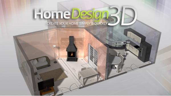今回紹介するのは、家の建築シミュレーションに力を発揮する『Home Design 3D』です。