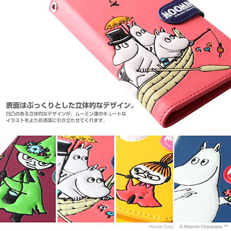 画像元:Hamee Corp./(C) Moomin Characters TM