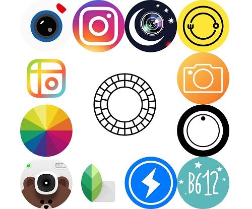 Instagramは当たり前!iPhoneを買ったらとりあえず入れておきたいカメラアプリ13選☆ - isuta[イスタ] - おしゃれ、かわいい、しあわせ