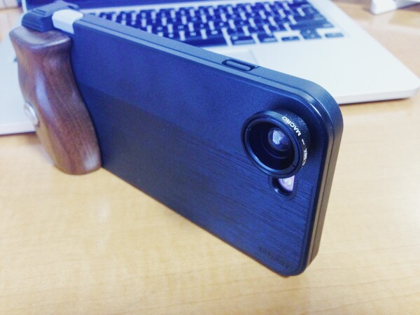 カメラを持って出かけよう♪そんな休日にぴったりなiPhoneケース『SNAP! 8』での撮影が超楽しい!