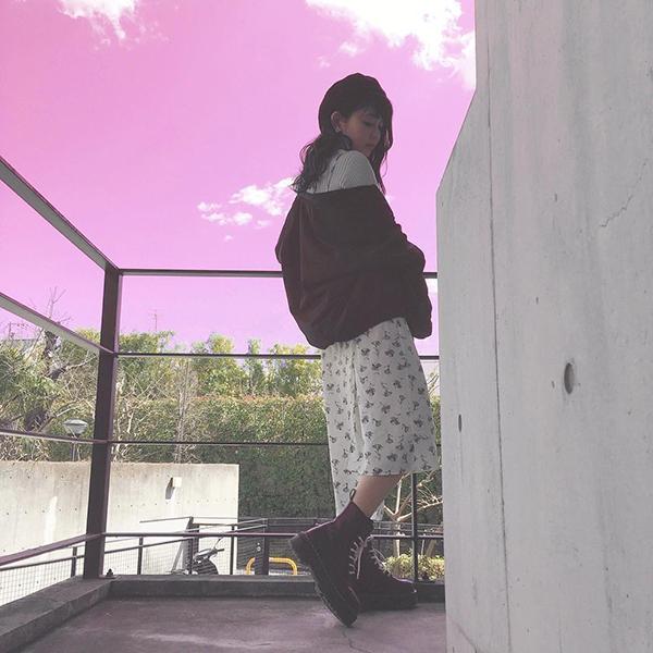 空をピンク色に変える♡ 加工アプリ「PicsArt」を使ったハマる加工の仕方を教えます!