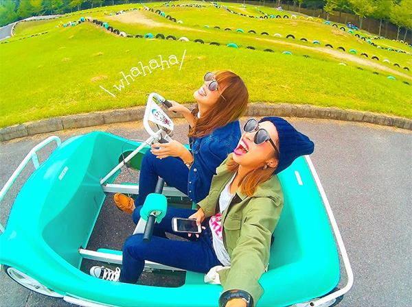 GoProに負けないくらい素敵な写真が撮れる♡ 「#SJCAMのある生活」ってどんなものなの?