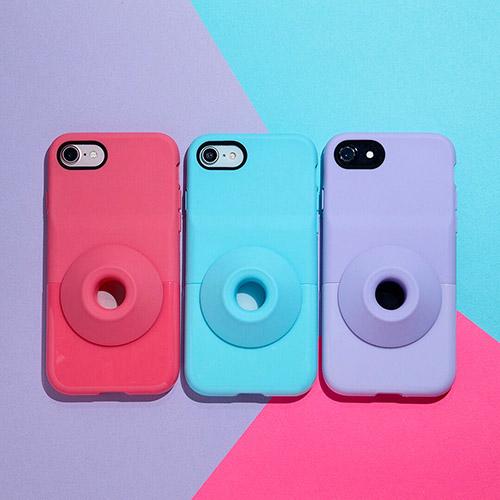 女子高生が企画した、リアルに欲しい5つの機能を1つにまとめた夢のようなiPhoneケースが誕生♡