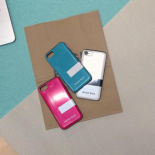 こう見えてICカード収納できます♡ ROSE BUDのオリジナルiPhoneケースがかわいい上に使える!