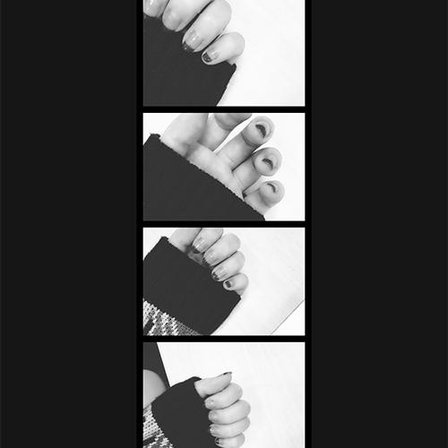 """おしゃれな4コマ写真が撮れる写真アプリ「4tomatic」で""""素の瞬間""""もインスタ映えさせる♩"""