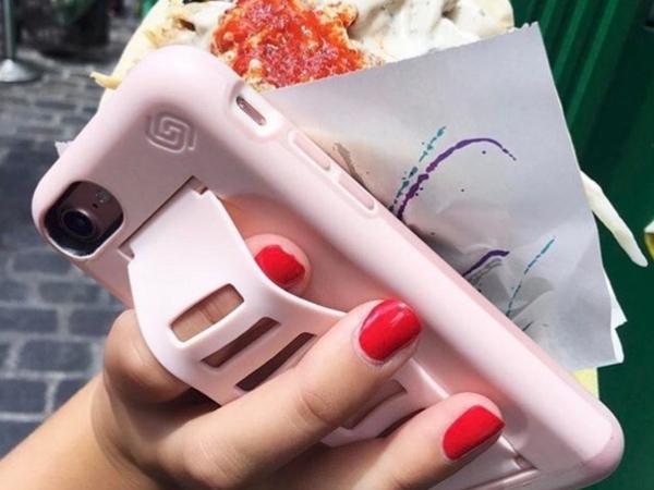 すっきりしたデザインで優秀!L.A.発のラバーグリップ付きiPhoneケース♡
