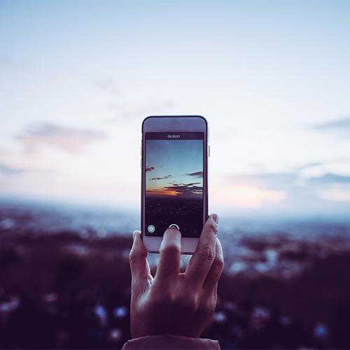 iPhoneアルバムを写真検索できるって知ってた?AIによる認識・分類がけっこう便利な件♩