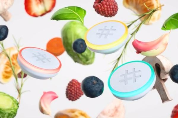 賞味期限切れによるフードロスも防げそう!スマートスピーカーとも連携するスマートタグ『Ovie Smarterware』