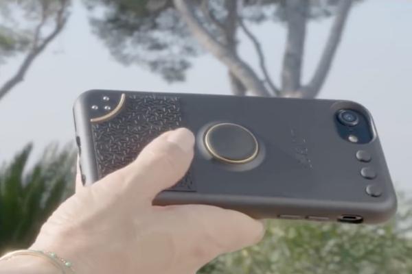 つい指遊びしちゃう人はマストチェック!おもちゃ機能がついてるiPhoneケース『LUDICASE』が楽しそう♩