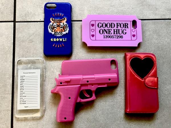 全部390円で手に入る!サンキューマートで見つけた個性派デザインのiPhoneケース5つをご紹介♡