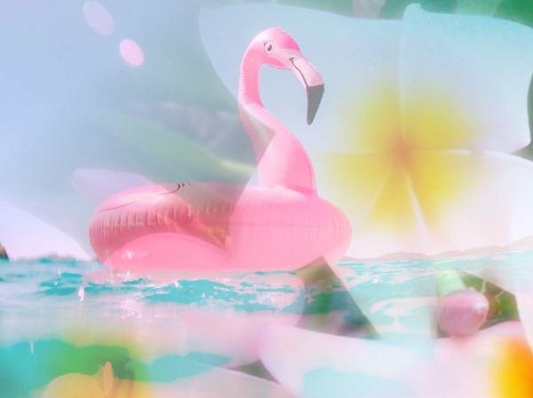 楽しい夏の思い出をミックス♡2枚の写真を重ねて幻想的な画を作る写真加工アプリ『mixar』をご紹介!