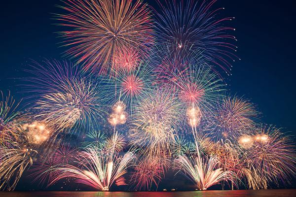 花火が綺麗に見える位置が分かる!「花火シュミレーター」は花火大会に行くなら欠かせないARアプリ♩