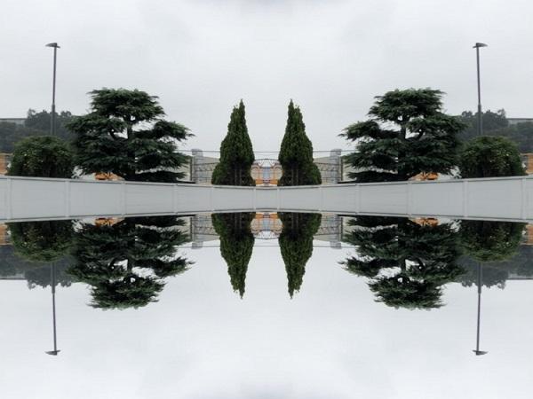 芸術の秋はこれで楽しむ♡いつもの景色で幾何学的な世界を作れるカメラアプリ『nception』が面白い!