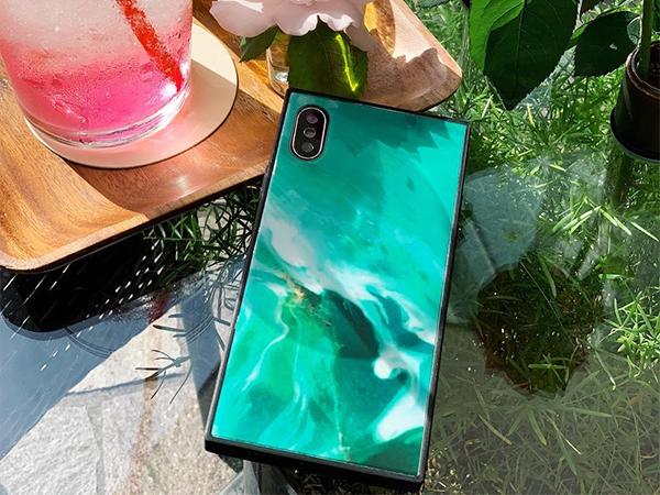 ニュアンスカラーが美しい♡ギズモビーズから登場した新型iPhone対応スクエア型iPhoneケースが超クール