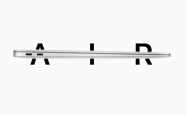 11月7日発売!進化を遂げたMacBook Airにはロック解除に便利なTouch IDを搭載