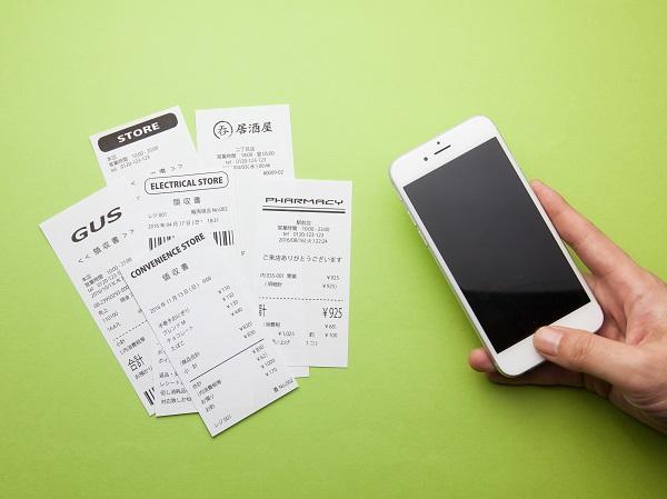 レシート撮影や面倒な手入力は不要♡クレジットや銀行と連携してお金を管理できるアプリ『LINE家計簿』が登場!
