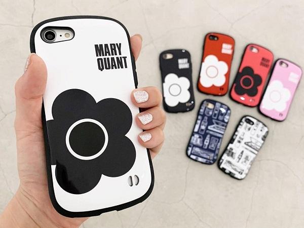 レトロでポップなiPhoneケースが登場!「MARY QUANT」とスマホケースブランド「iFace」のコラボアイテムがかわいい♡