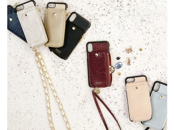 これさえあればお出かけはお任せ♡iPhoneケースとお財布がひとつになった「t.bulatte」が便利な上にとってもおしゃれ!