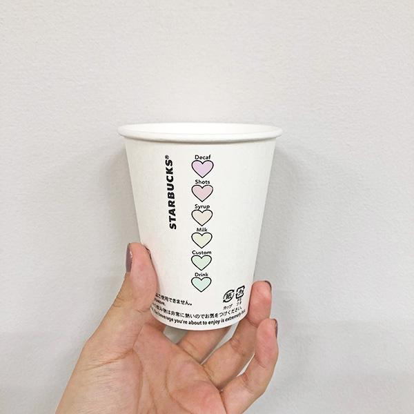 """スタバの""""ハートカップ""""のかわいい加工方法が知りたい♡PicsArtを使った2つの方法をご紹介"""