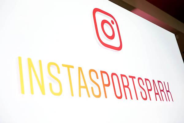 本日20時半まで!東京ミッドタウンに期間限定の「InstagramSportsPark」が登場、ポップな会場でスポーツが楽しめる♡