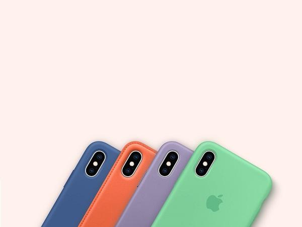 Apple純正ケースに新色登場♡バッテリー付きケースには女子人気No.1カラー「サンドピンク」も