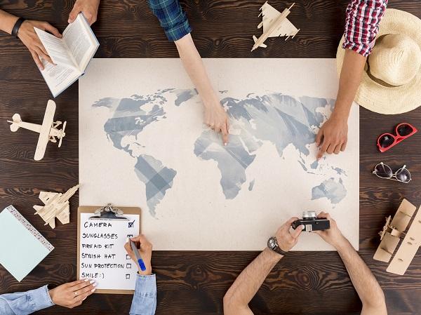 GWの旅行計画にぴったり!みんなでしおりを作って共有できるアプリ『tabiori』はグループ旅行にとってもおすすめ♡