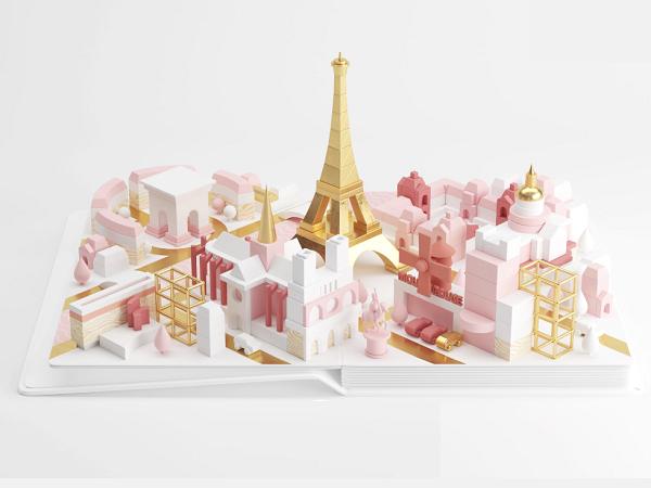 GW関係なく、スマホ1台で旅行気分♩VRで世界10都市を観光できるアプリ「City Book」が素敵すぎる!