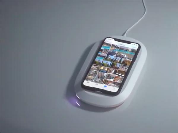 充電と写真のバックアップが同時にできる!スマホ用ワイヤレスチャージャーがこの夏登場予定♩