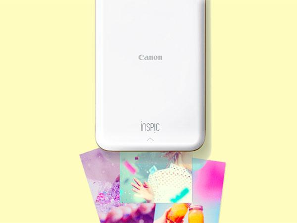 スマホ内の写真を手軽にシールプリントできる♡スマホ専用ミニフォトプリンター「iNSPiC」が欲しい!
