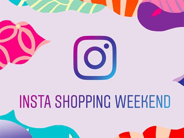 インスタのリアル店舗が原宿に登場!6月8日、9日の期間限定イベント「Insta Shopping Weekend」が開催予定♩