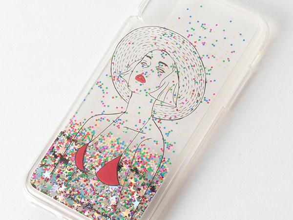 人気イラストレーター「maegamimami」が贈る夏っぽイラストiPhoneケースがBeauty&Youthとのコラボで登場♩