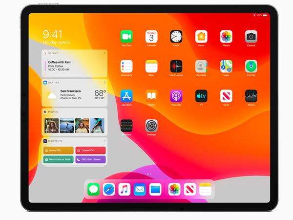 iPad専用の「iPadOS」が今秋いよいよ登場!画面の大きさを存分に生かしたiPad独自の機能が追加されてiPadユーザーが増える予感♩