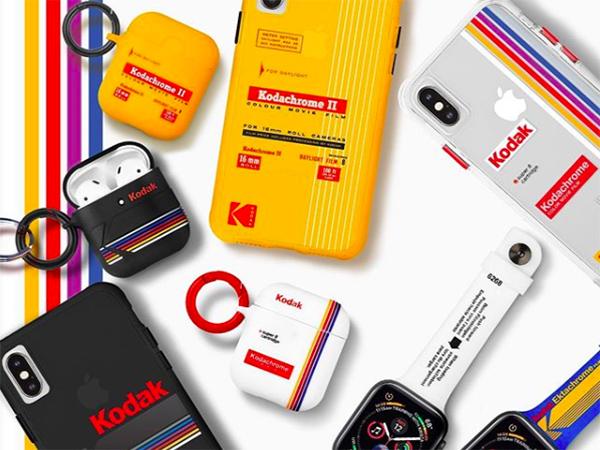 ストレンジャーシングスが好きな人必見!80年代風のデザインがポイントの「Case-Mate×Kodak」の限定コラボiPhoneケース♡