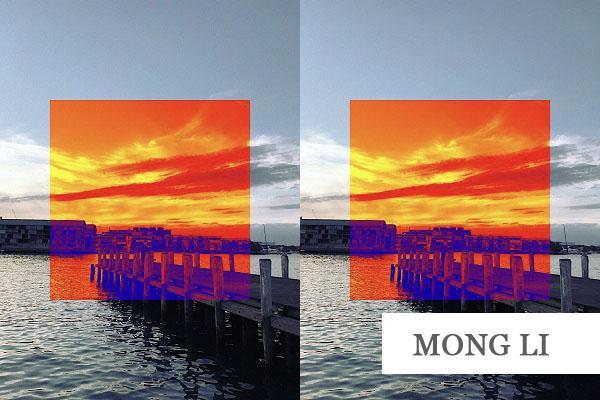 何気なく撮った写真をアーティスティックに♡アートな加工が簡単にできるアプリ「MONG LI」をチェックして