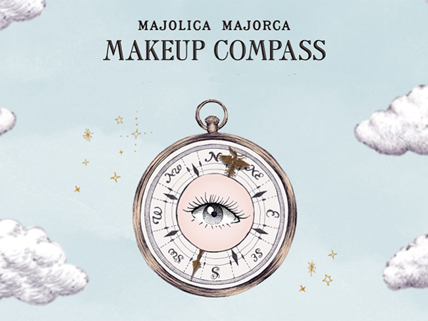 瞳の色から似合うコスメを選んでくれる♡「MAJOLICA MAJORCA 」のパーソナライズ分析が頼りになりそう!