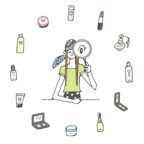 コスメ購入前に成分情報をチェック♩専門家が監修した「美容成分図鑑」が分かりやすく正しい知識を教えてくれる♡