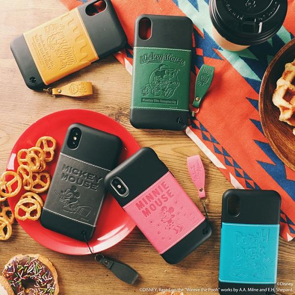まるでカフェカップみたいな持ちやすさ♡「Hamee」から新作ディズニーiPhoneケースが登場♪