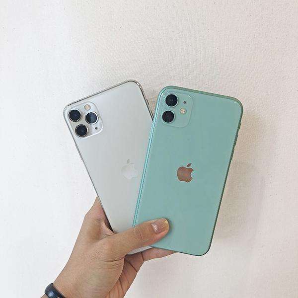 新型iPhone 11/Pro Maxを開封レビュー。キュートなiPhone 11とクールなiPhone 11 Proシリーズ、どちらを選ぶ?